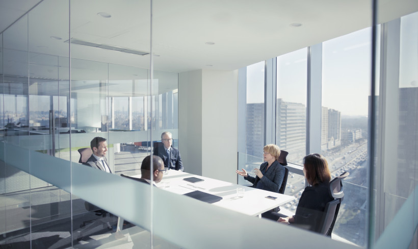 What do you call customers in the boardroom?
